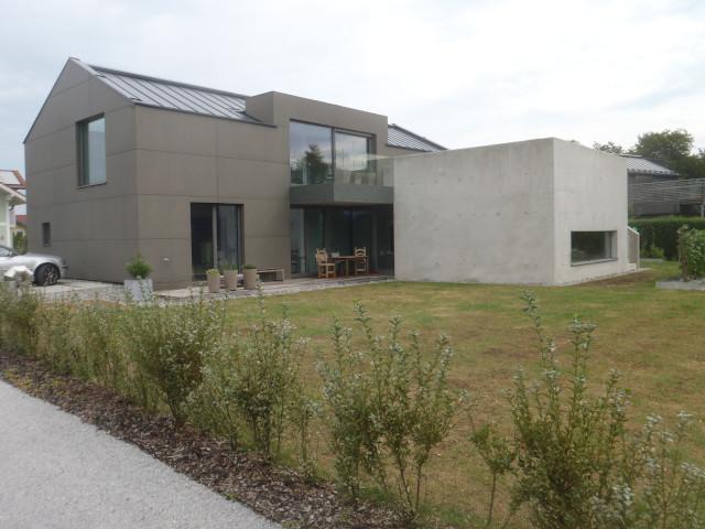 Russegger Bau - Wohnhaus Mattsee